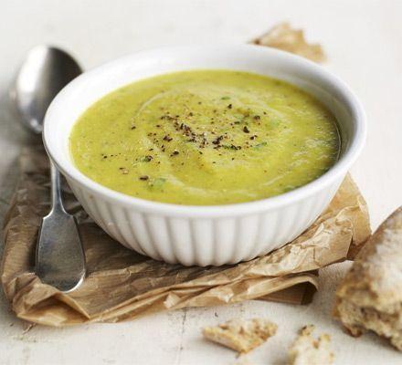 parsnip & cauliflower soup | Batch cook this healthy vegetable soup ...