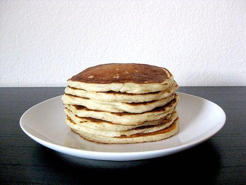 Gluten Free Buttermilk pancakes - A Sage Amalgam