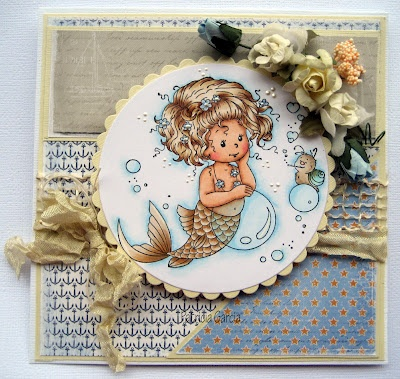 Goldie Whimsy Stamps