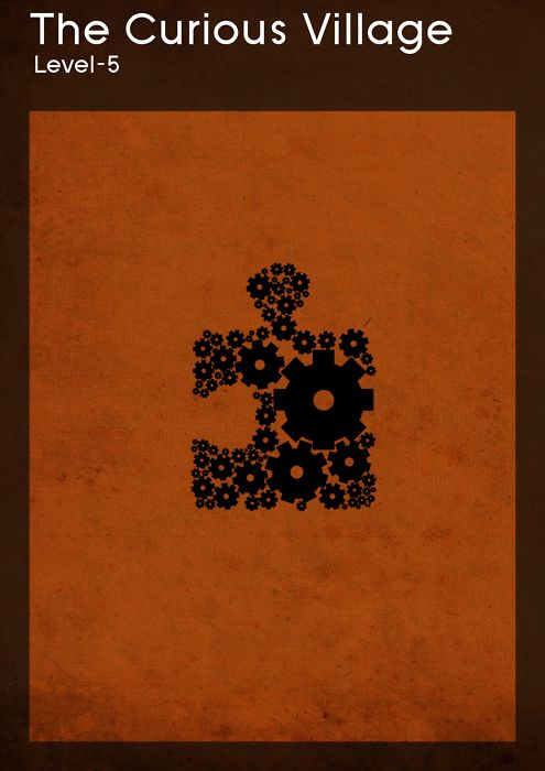 Minimalist Game Art -- Professor Layton