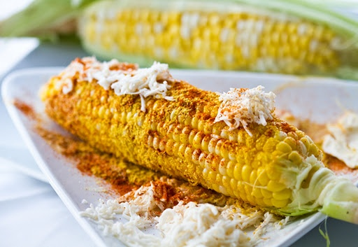 Elote - Mexican corn on the cob | MEXICAN | Pinterest