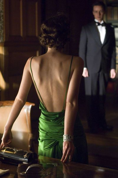 That AMAZING dress from Atonement