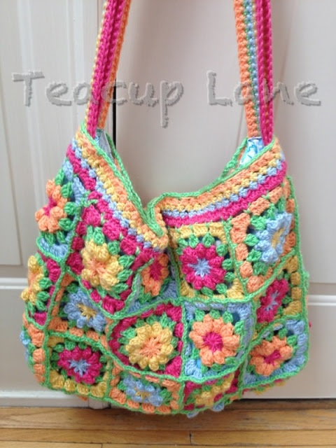 Crocheting Pinterest : Crochet Attic: Pinterest Crochet Inspiration: Spring Fling