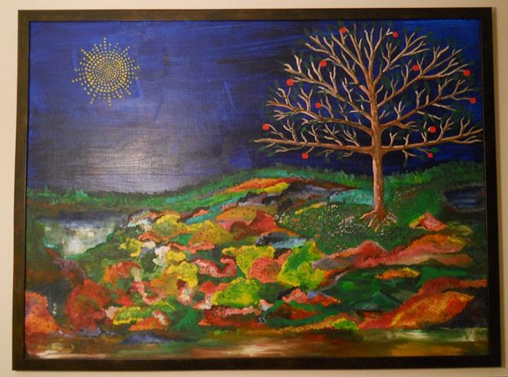 garden of eden images - Google Search | bible crafts | Pinterest