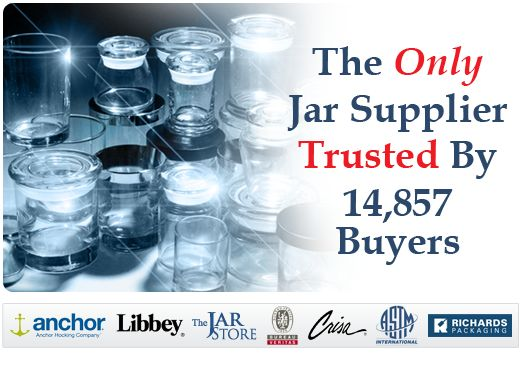 The Jar Store - Wholesale Glass Jars and Candle Containers - National Distributor for Libbey Glass and Anchor Hocking