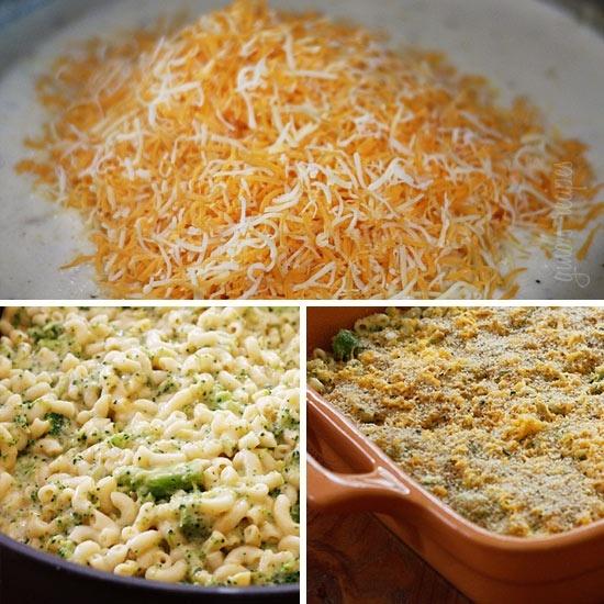 Skinny Baked Mac and Cheese-soooo good | Creative | Pinterest