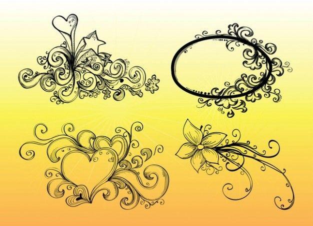 valentine vector graphics