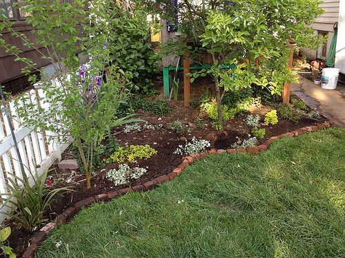 brick garden edging ideas brick edging kind of like this edging