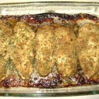 Savory Oven Baked Chicken Breast Recipe | recipes | Pinterest