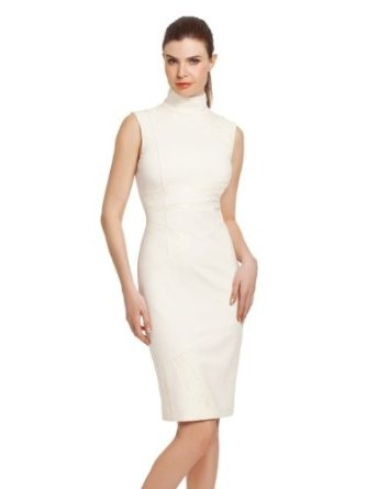 White Pencil Dress on Guess By Marciano Melo Pencil Dress  White  6     My Style
