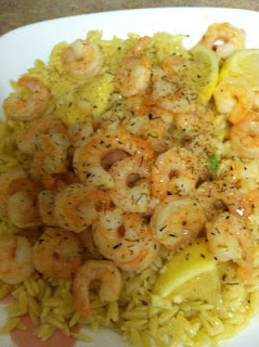 Roasted Lemon Garlic Herb Shrimp | Yummy Dinners | Pinterest