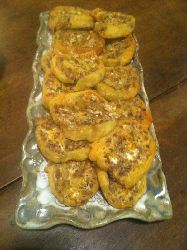 Cream Cheese Sausage Pinwheels.   Cooking   Pinterest