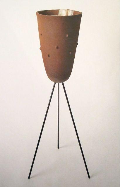 Isamu Noguchi; Tripod Vase, 1952. | Isamu Noguchi | Pinterest