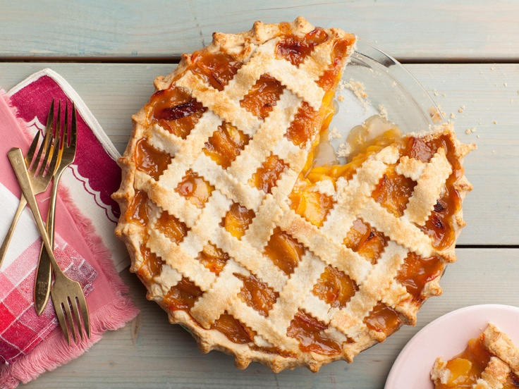 Peach Pie Recipes