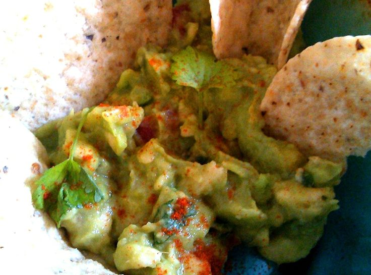 Roasted Jalapeno and Corn Guacamole | I'm a Foodie at Heart | Pintere ...