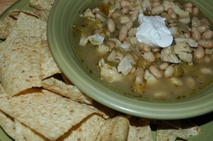 Hearty White Chicken Chili | Recipes | Pinterest