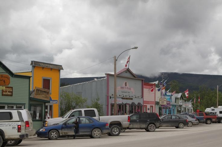 Dawson City (YT) Canada  city photos gallery : Dawson City, YT, Canada   Places I have been   Pinterest