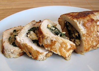 More like this: spinach stuffed chicken , stuffed chicken and feta .