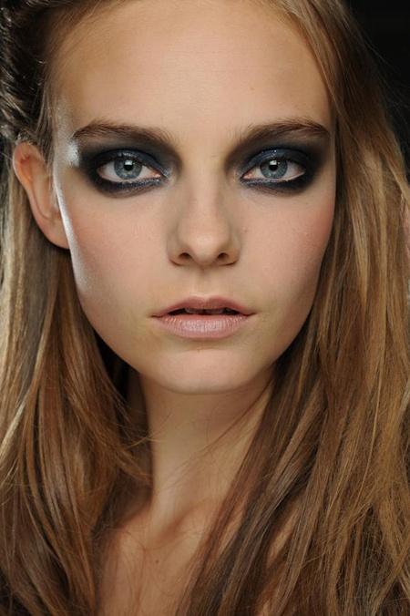 Halloween Grunge makeup