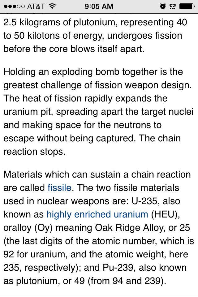 Nuclear technology essay - Academic essay