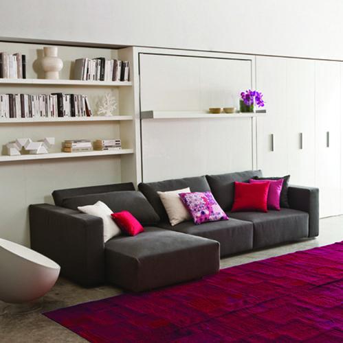 murphy bed/couch  Tatum  Pinterest