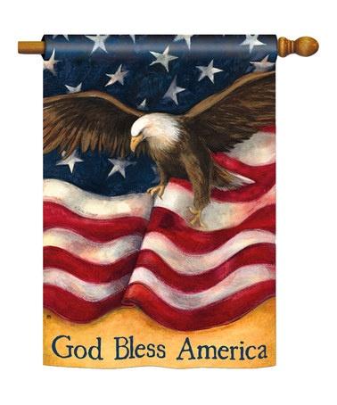 god bless america flag veterans day images
