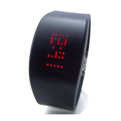 s arck led watch philippe starck fossil design. Black Bedroom Furniture Sets. Home Design Ideas