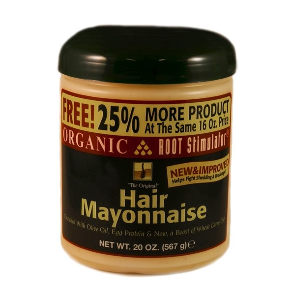 Organic Root Stimulator Haar Mayonaise