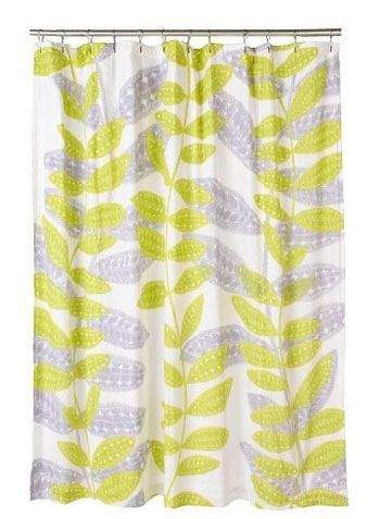 Yellow and gray shower curtain cr apartments pinterest