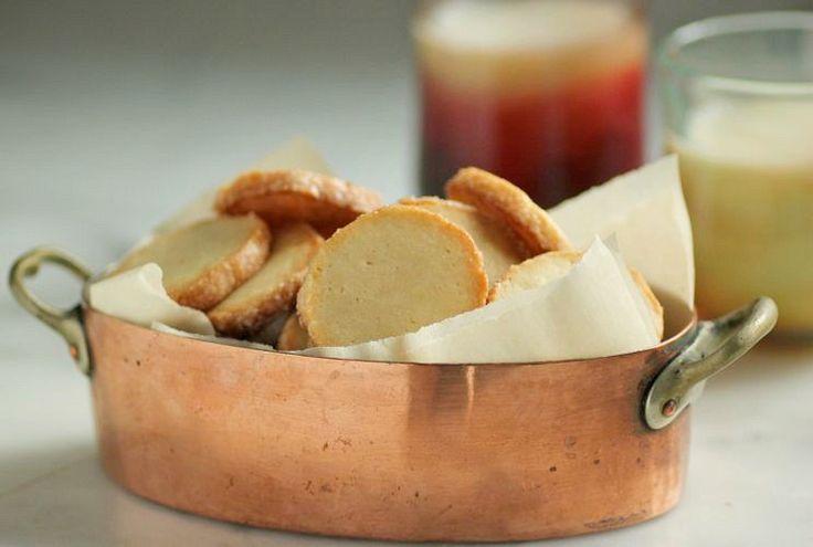 Lemon Butter Cookies | Citrus Recipes | Pinterest
