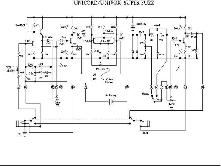 tone bender pedal schematics  tone  free engine image for user manual download