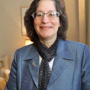 Susan Solomon  1956-  ATMOSPHERIC SCIENTIST  A senior scientist at the National Oceanic and Atmospheric Administration, she helped determine what caused the hole in the ozone layer. Her work led to the global ban on chemicals like the propellants in old-style aerosol cans.