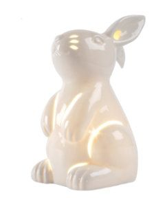 View details of Mothercare Ceramic Lamp- Rabbit