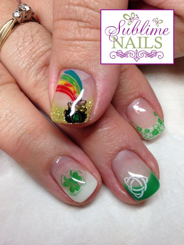 Gel Nails ~ Sublime Nails | Nail Art | Pinterest