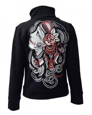 Gypsy Womens Zip Jacket