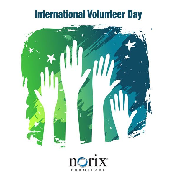 This Thursday (Dec. 5) is International #Volunteer Day ...