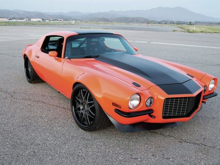 1973 chevrolet camaro z28 - photo #40