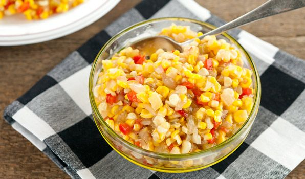 Corn Relish | By: Stefano Faita | This sweet and tangy Corn Relish is ...