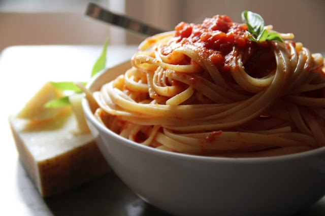 Tomato Sauce with Onion and Butter | Pasta | Pinterest