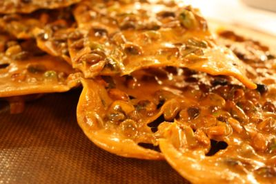 Pistachio Brittle   Baking and Sweets   Pinterest