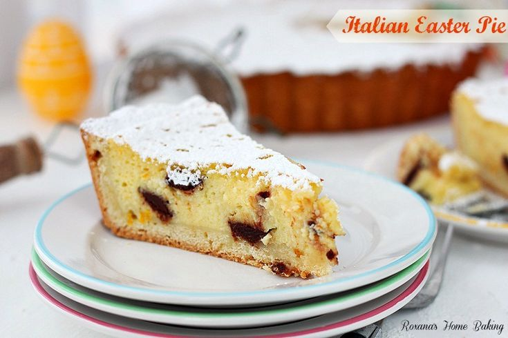 Italian Easter pie | Divine Yumminess | Pinterest