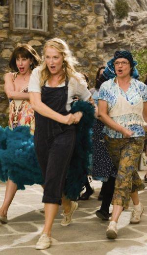 """Meryl Streep, """"Mamma Mia!"""""""