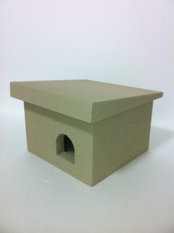 Outdoor insulated cat house by CoolShapes on Etsy, $85.00 by ...