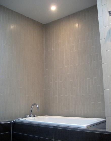 Creative  Shower Tiles Vertical Vs HorizontalVertical Shower Tile Upgrades