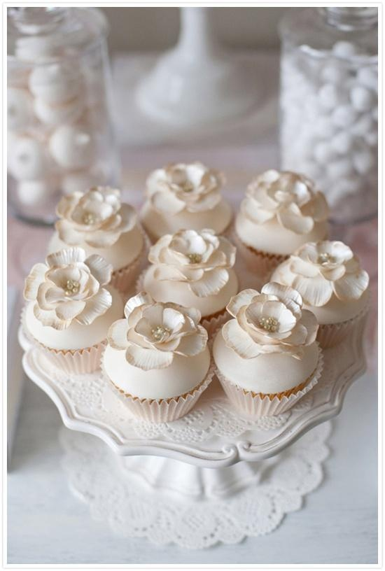 Dessert Table Cupcakes