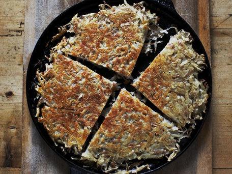 Pan boxty. St. Pattys Day breakfast?