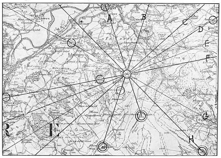 Ley Lines In Ohio Submited Images