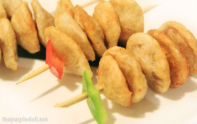 Fish balls filipino street foods pinterest for How to make fish ball