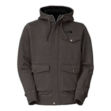 North Face Men's Shirts & Sweaters MEN'S LOWER EAST FULL ZIP HOODIE