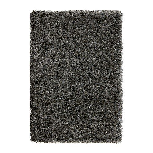 Gray-Blue Gaser Rug, High Pile - 199.00